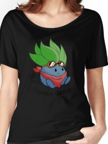 Captain Oddish Sketch Women's Relaxed Fit T-Shirt