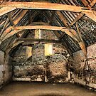 The Tithe Barn Inside by davesphotographics