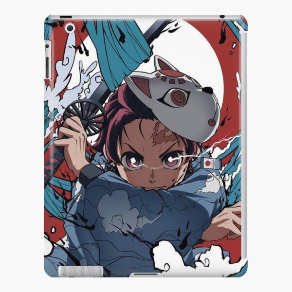AnimeDemonSlayer iPad Snap Case