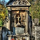 Lacock Stone Memorial  by davesphotographics
