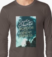 Mordor on the Orient Express Long Sleeve T-Shirt