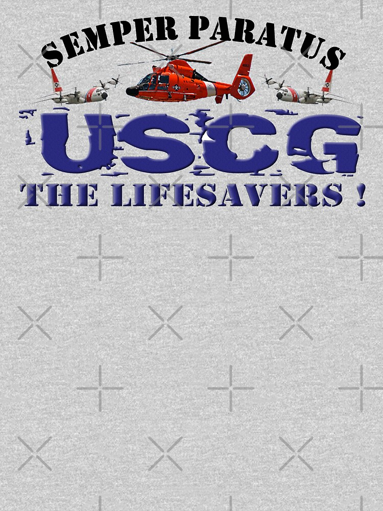 Semper Paratus USCG The Life Savers! by Mbranco