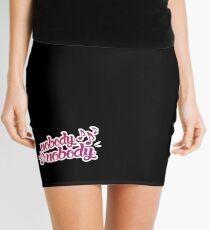 NOBODY, NOBODY Mini Skirt