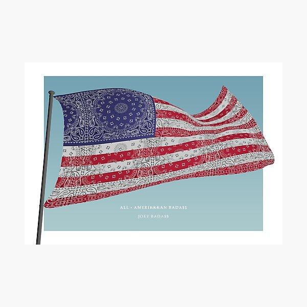 273616 All Amerikkkan Badass Joey Bada$$ Album PRINT GLOSSY POSTER UK