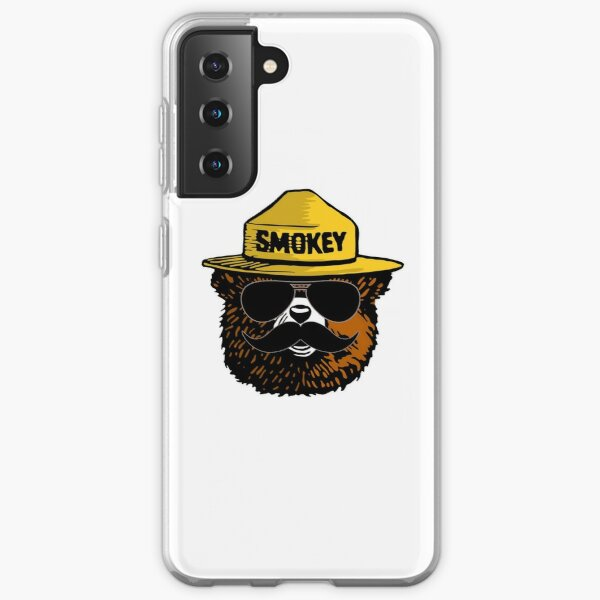 Incognito Smokey l'Ours Coque souple Samsung Galaxy