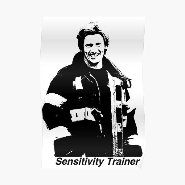 Tommy Gavin - Sensitivity Trainer Poster