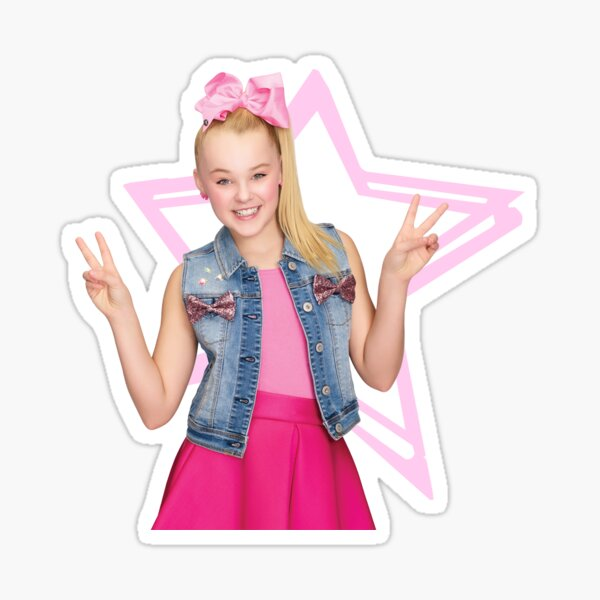 Jojo Siwa Sticker