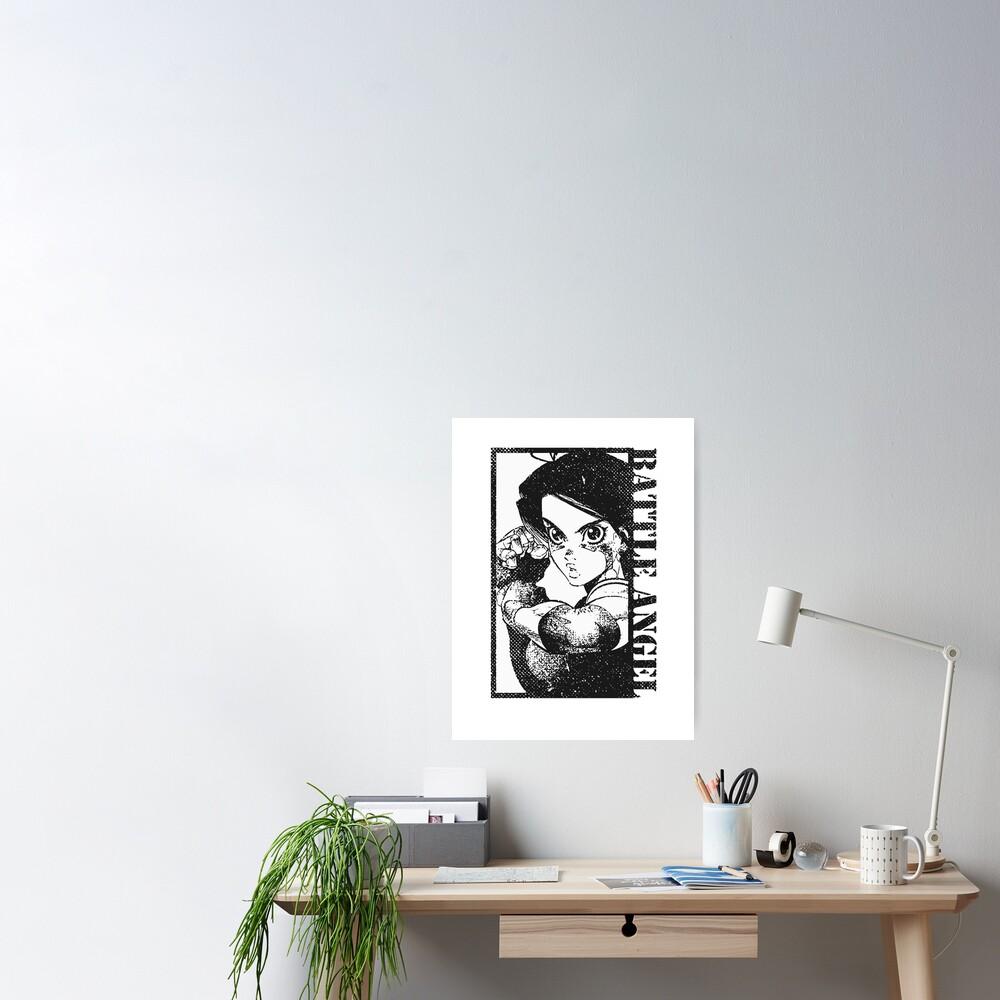 "Alita Battle angel ""Alita"" Poster"