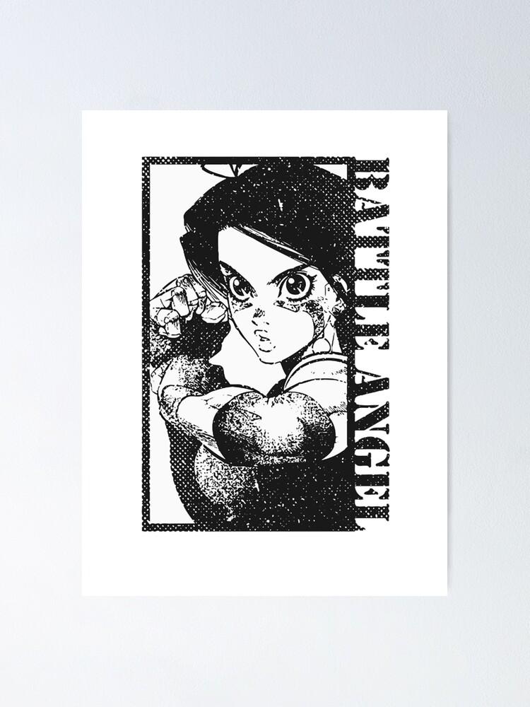"Alternate view of Alita Battle angel ""Alita"" Poster"