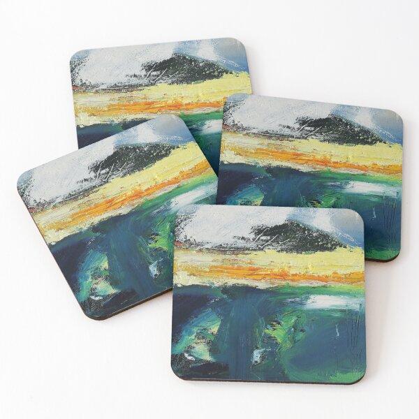 Deep Sea Coasters (Set of 4)
