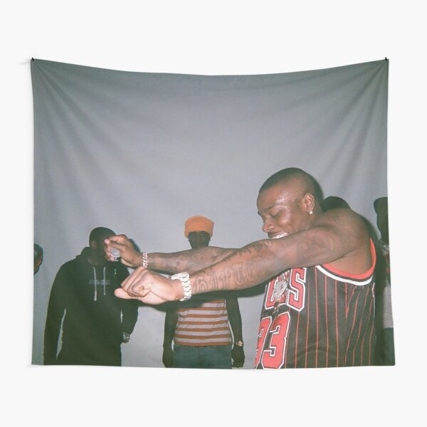 Dababy Tapestry