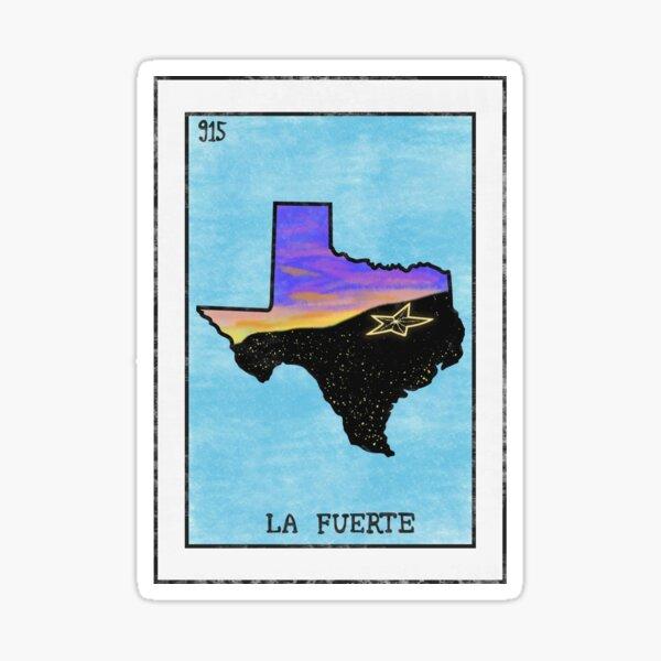 La Fuerte by Brittany Ochoa Sticker