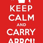 Keep Calm and Carry Arrgh! von 316894