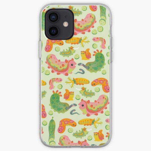 Sea cucumber iPhone Soft Case