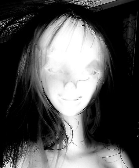 Negative Ophelia by Margaret Bryant