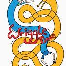 Wriggle-Zeit von Paul Summerfield