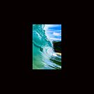 Iphone Wave by Kana Photography