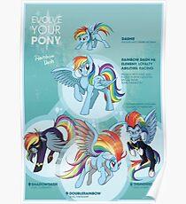 EYP Rainbow Dash Poster