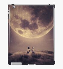 Where we tell our stories iPad Case/Skin