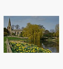 Brompton by Sawdon Photographic Print