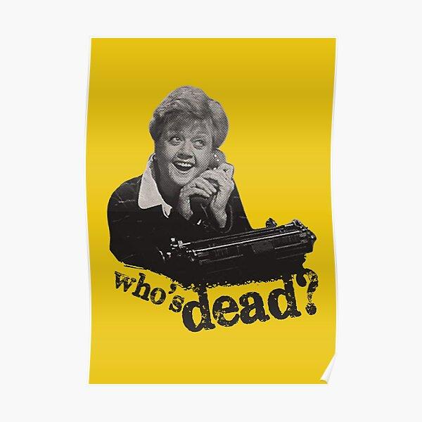Murder She Wrote - Fletcher Poster