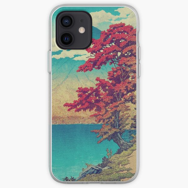 The New Year in Hisseii iPhone Soft Case