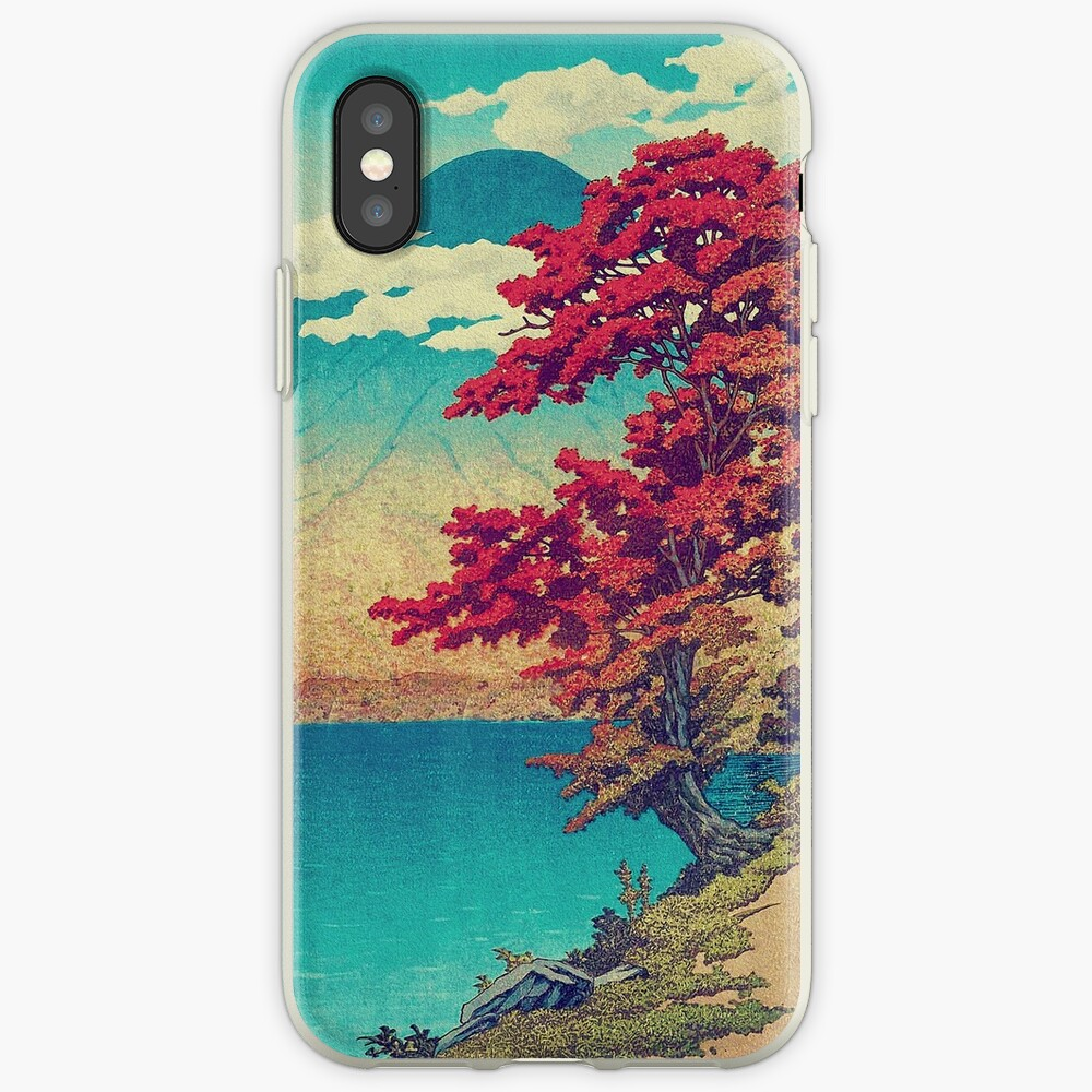 The New Year in Hisseii iPhone Case & Cover