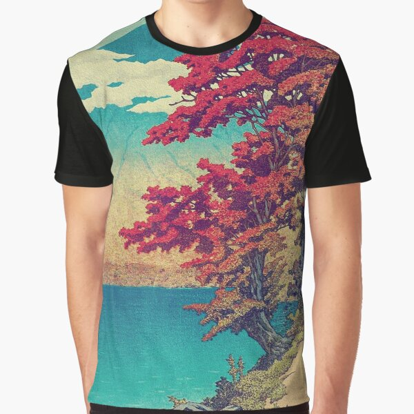 The New Year in Hisseii Graphic T-Shirt