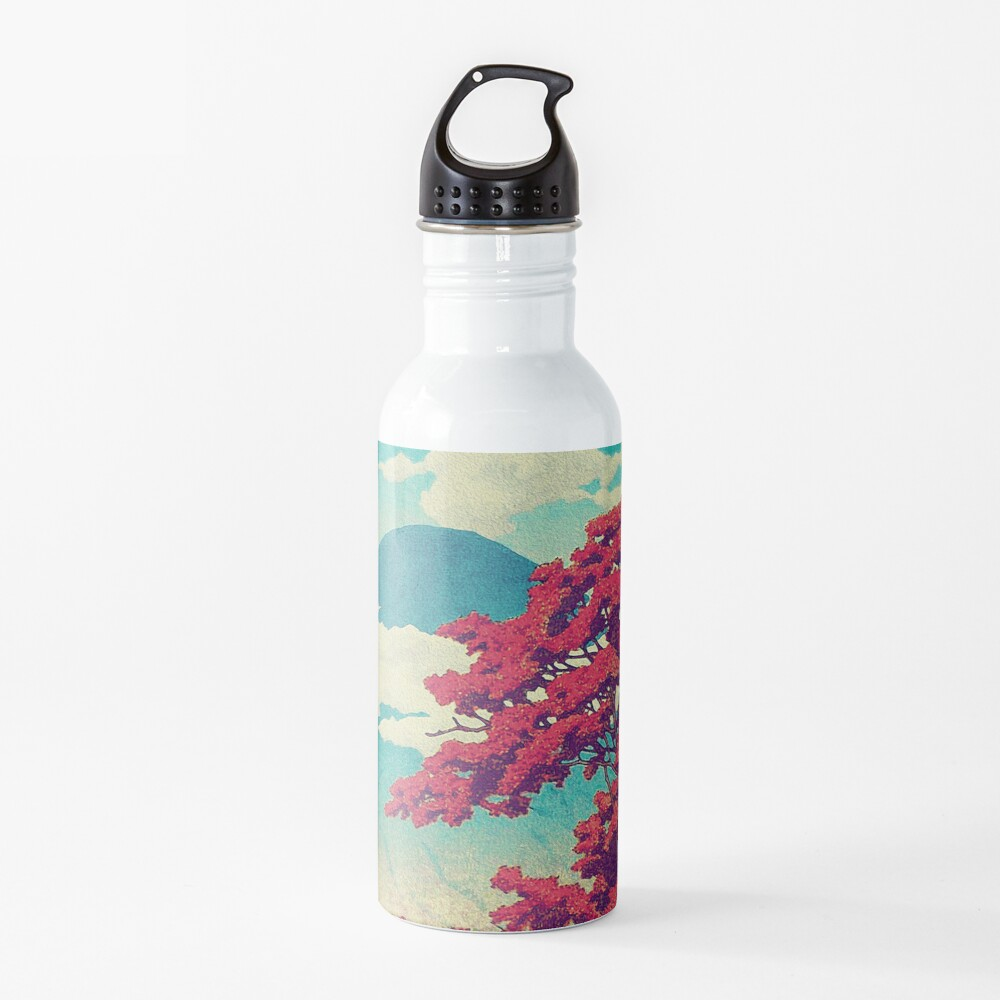 The New Year in Hisseii Water Bottle