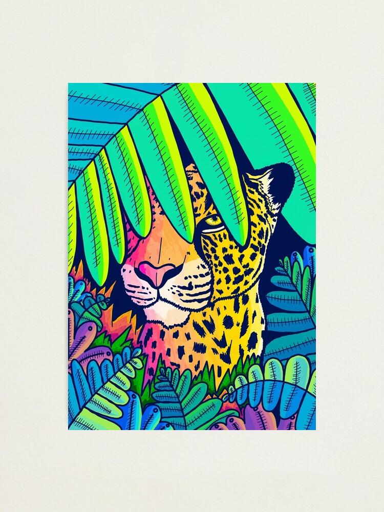 Alternate view of Jungle leopard Photographic Print