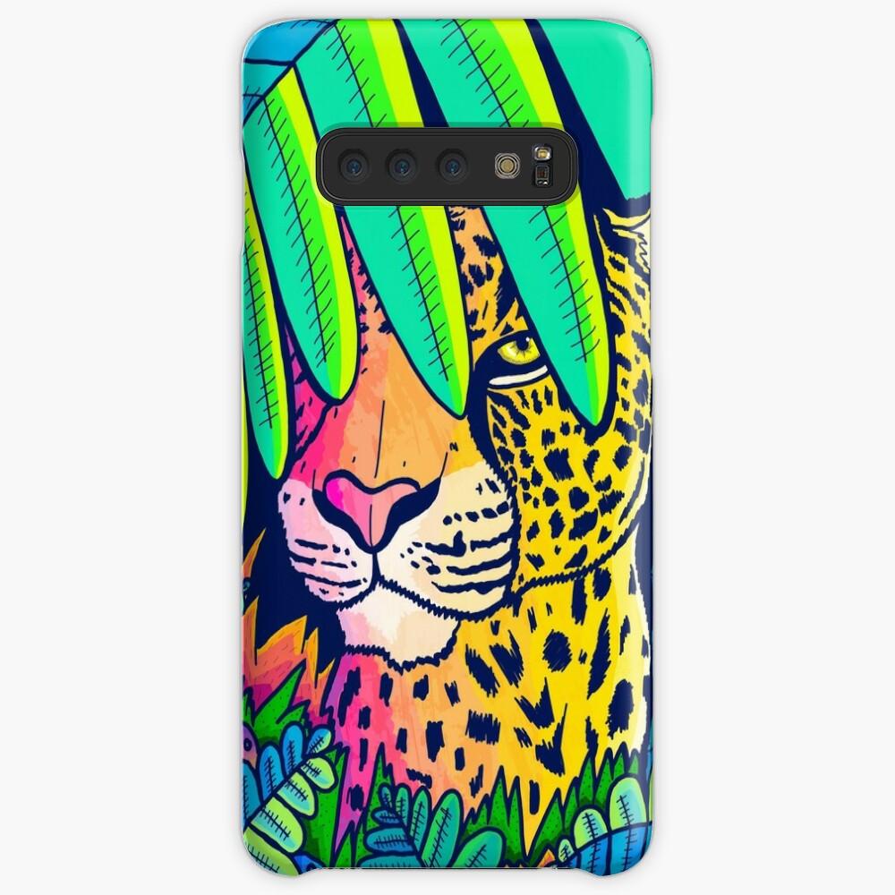 Jungle leopard Case & Skin for Samsung Galaxy