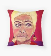 PAAAAT - from the 'stenders range Throw Pillow