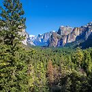 Yosemite Valley by Dave Hare
