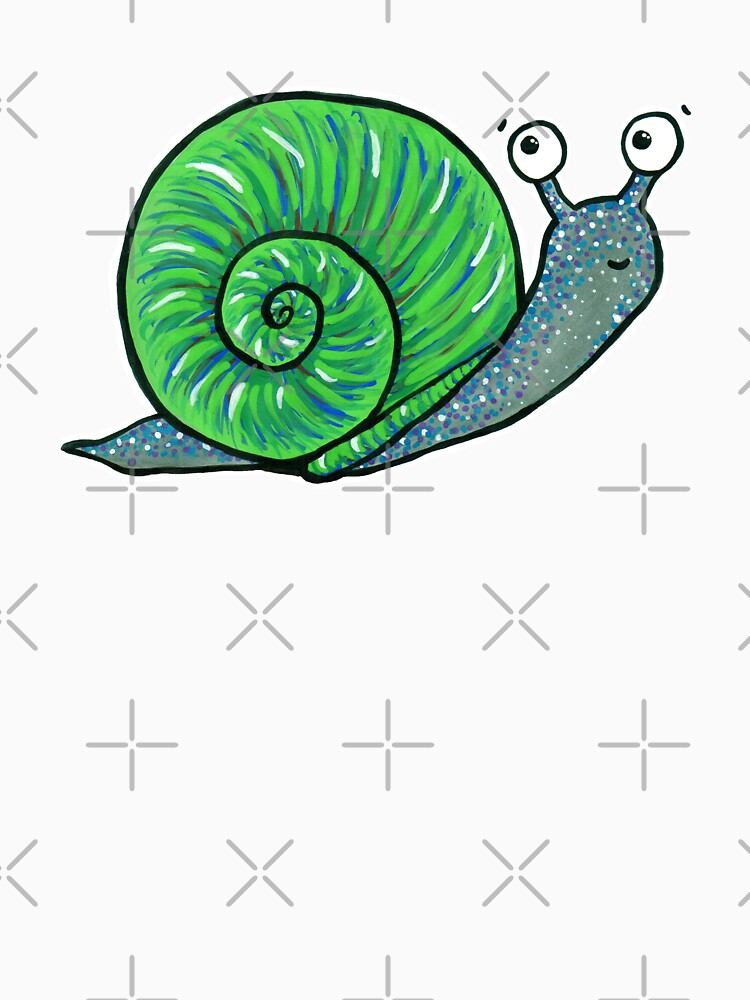 Sammy the Snail by AdrienneBody