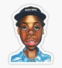 Earl Sweatshirt art Sticker