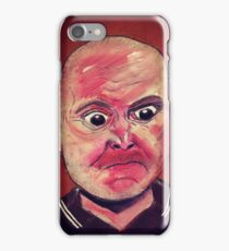 WANNA SCHLAP? - from the 'stenders range'   iPhone Case/Skin