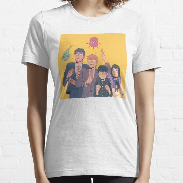 Mob Psycho Squad Essential T-Shirt