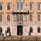 Trieste - Palazzo Gopcevich by Luisa Fumi