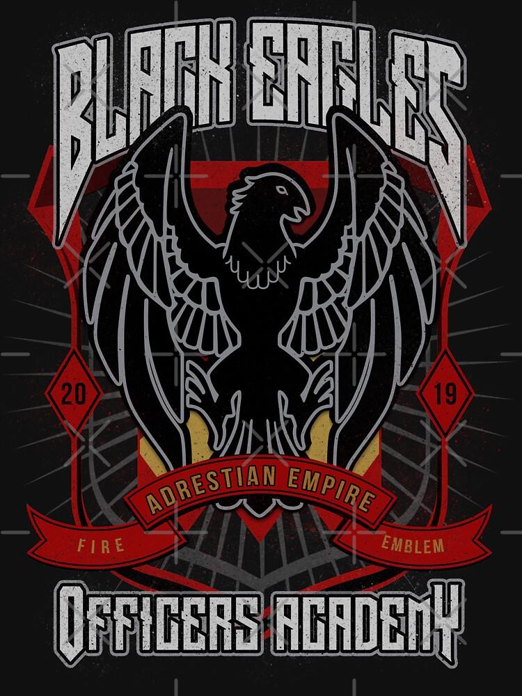 Black Eagles Crest by ursulalopez