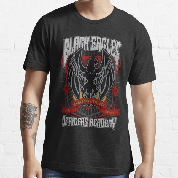 Black Eagles Crest Essential T-Shirt