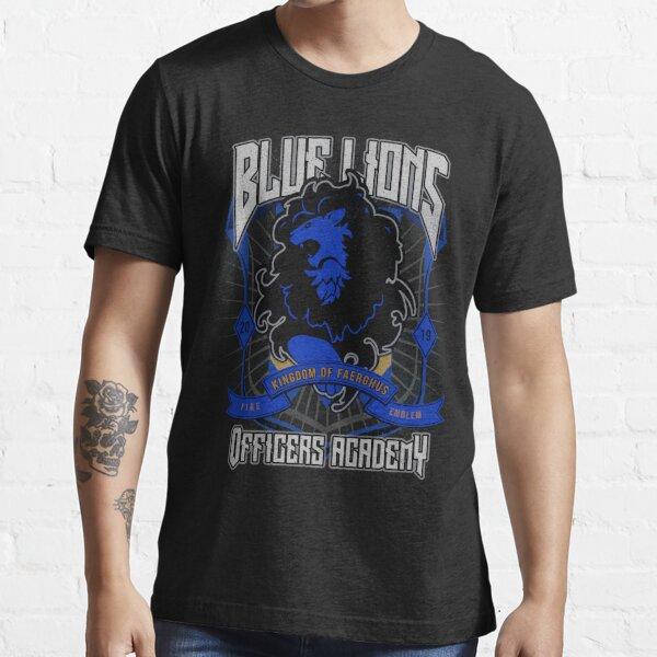 Blue Lions Crest Essential T-Shirt