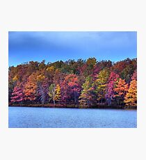 Fall in the Noth East Photographic Print