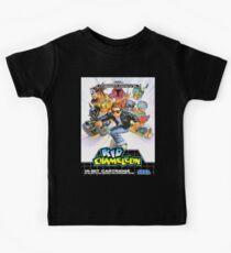Kid Chameleon Mega Drive Cover Kids Tee