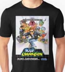 Kid Chameleon Mega Drive Cover T-Shirt