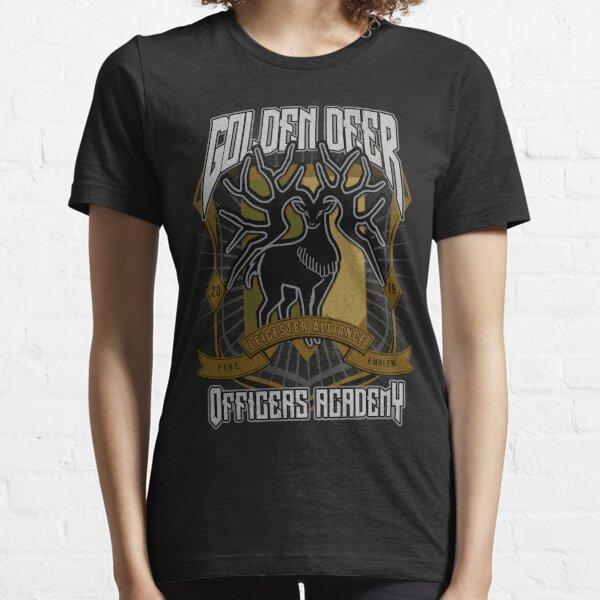 Golden Deer Crest Essential T-Shirt