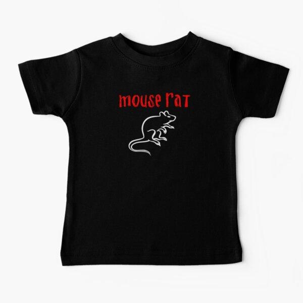 Mouse Rat Baby T-Shirt
