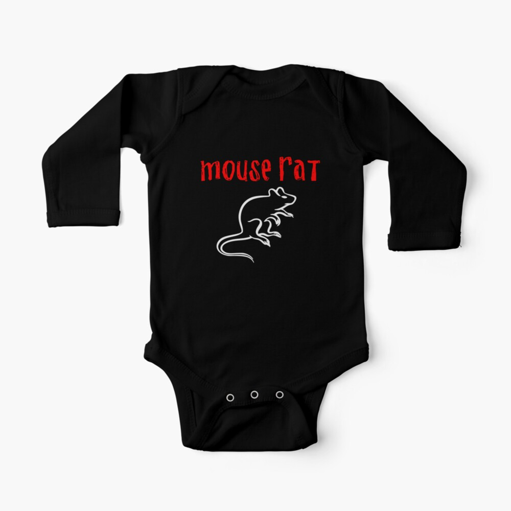 Mouse Rat Baby One-Piece