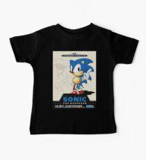 Sonic the Hedgehog Mega Drive Cover Kids Clothes