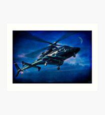 Chopper  Art Print