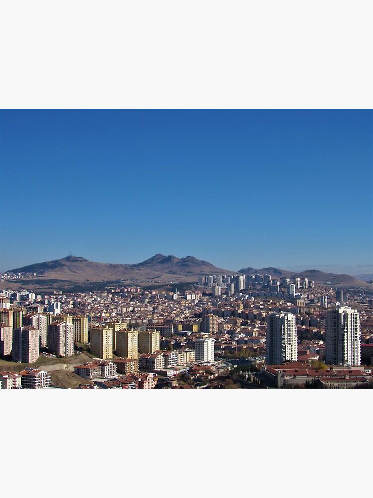 Hills & Homes of Ankara by tomeoftrovius